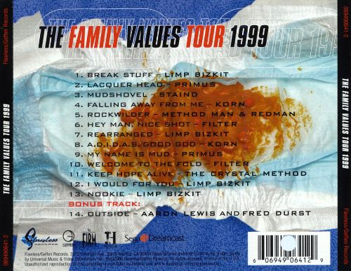download 99 family values tour torrent
