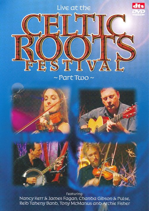 Live at the Celtic Roots Festival, Pt. 2