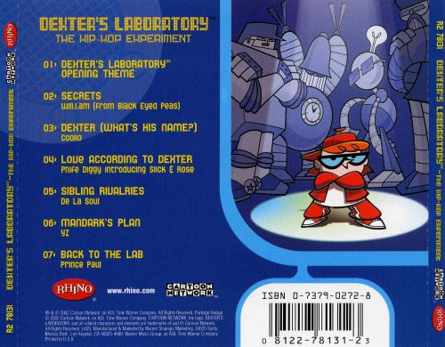 Dexter's Laboratory: The Hip Hop Experiment