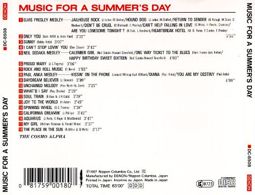 Music for a Summer's Day