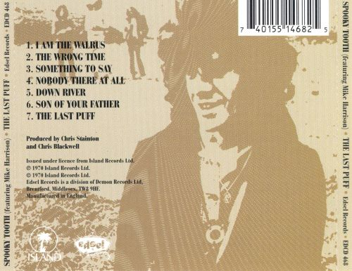 Spooky Tooth Its All About