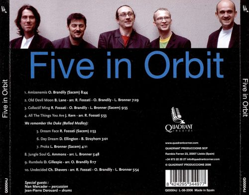 Five in Orbit