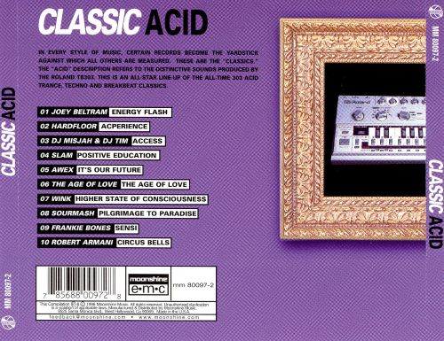 Classic acid various artists songs reviews credits for Acid house classics