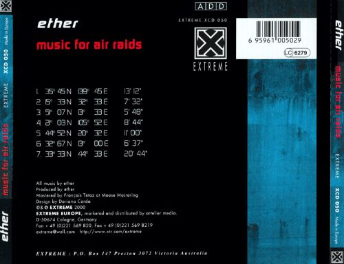 Music for Air Raids
