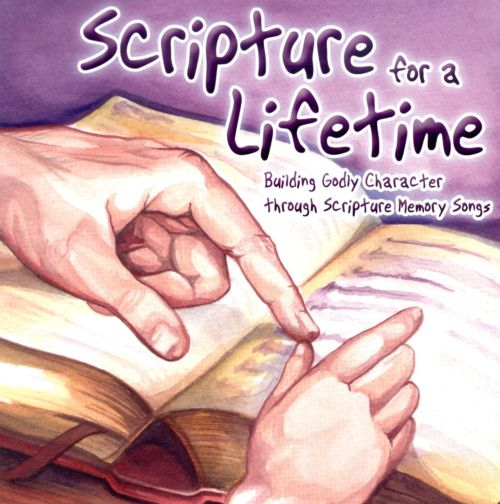Scripture Memory Songs, Vol. 1