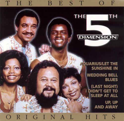 The Best of the 5th Dimension [Paradiso]