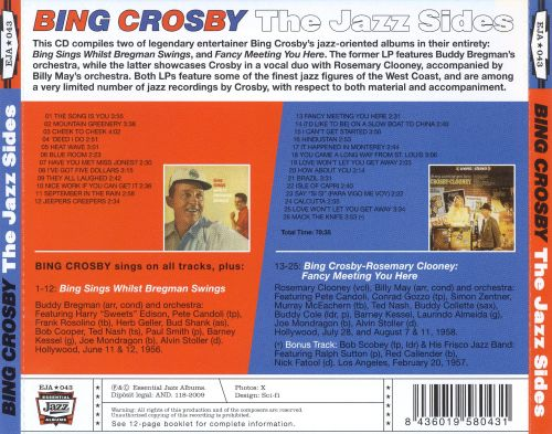 The Jazz Sides