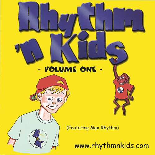 Rhythm 'N Kids, Vol. 1