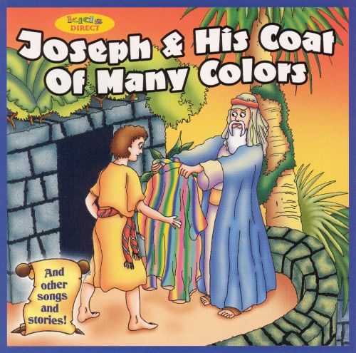 The Good Book Presents: Joseph and His Coat of Man