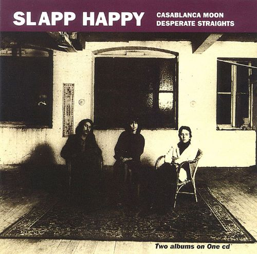 Slapp Happy Casablanca Moon
