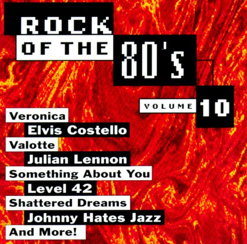 Rock of the 80's, Vol. 10