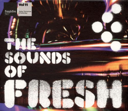 Various The Fresh Sounds From Liverpool