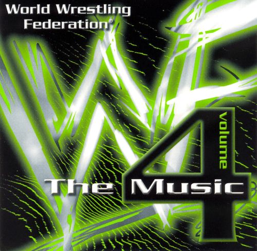 World Wrestling Federation: The Music, Vol. 4