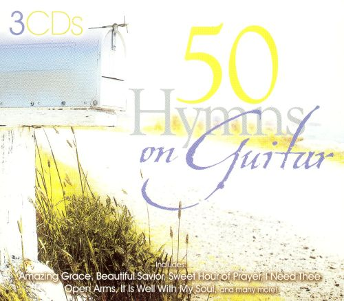 50 Hymns on Guitar