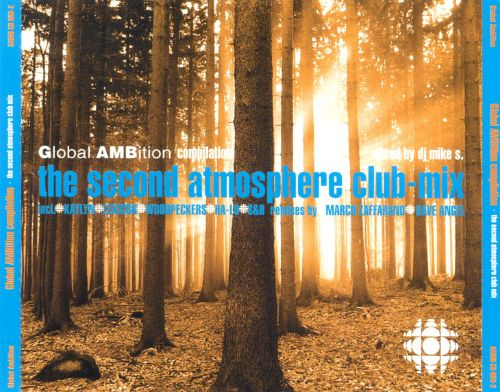 The Second Atmosphere Club-Mix