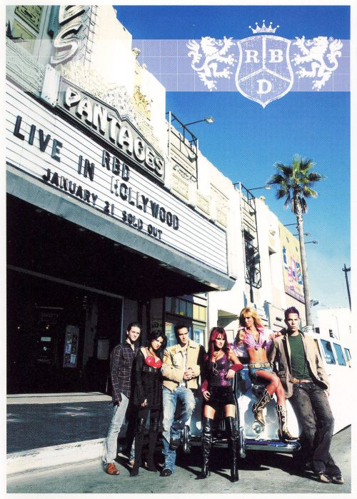 Live in Hollywood [DVD]