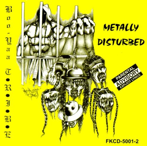 Metally Disturbed [EP]