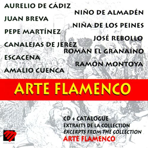 Arte Flamenco, Vol. 10
