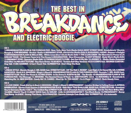 The Best in Breakdance and Electric Boogie