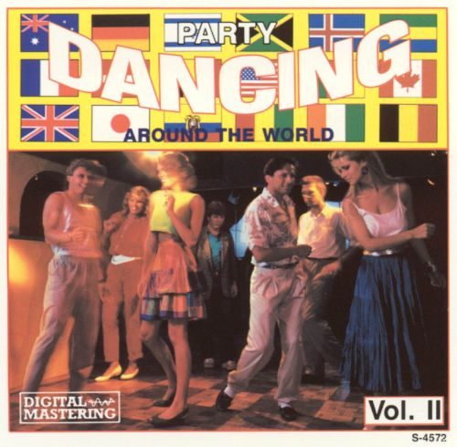 Party Dancing Around the World, Vol. 2