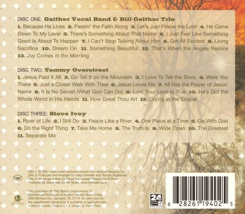 Best of Southern Gospel [Madacy]