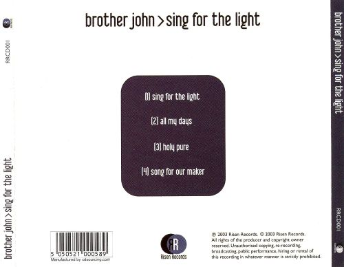Sing for the Light