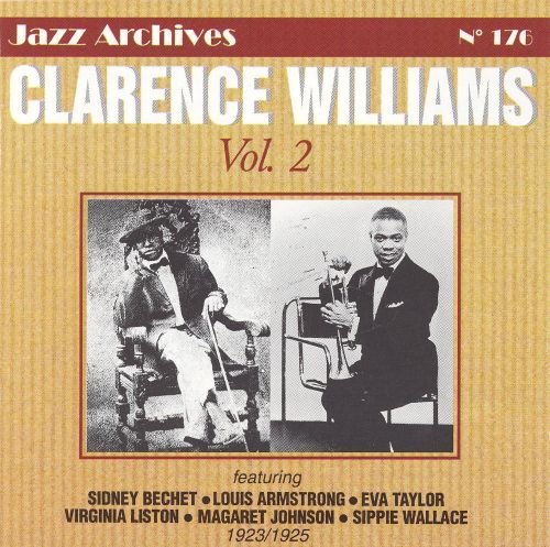 Clarence Williams, Vol. 2: 1923-1925