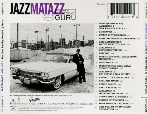 Jazzmatazz, Vol. 2 (The New Reality)