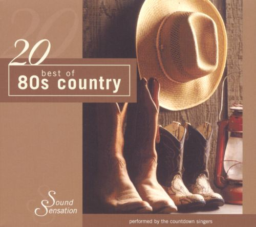 20 Best of 80s Country