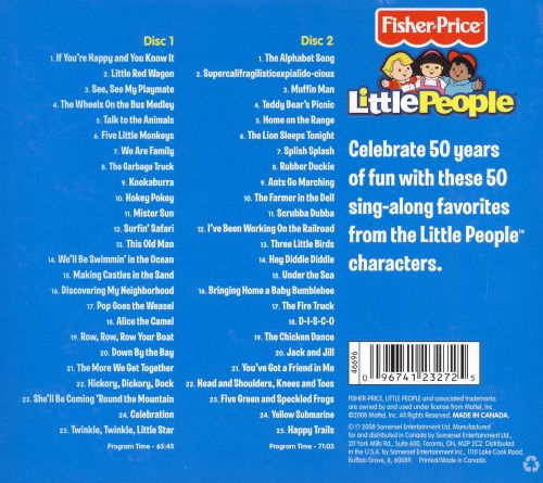 Little People: 50th Birthday