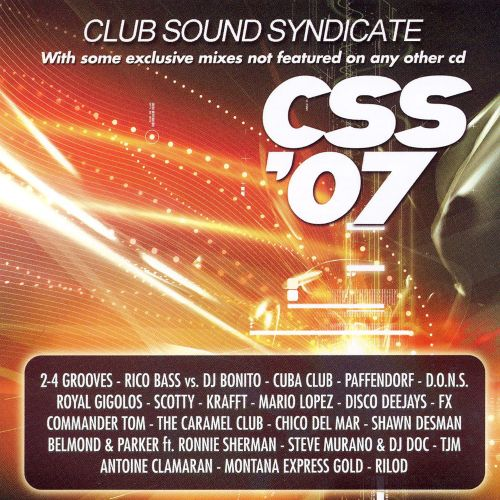 CSS07: Club Sound Syndicate