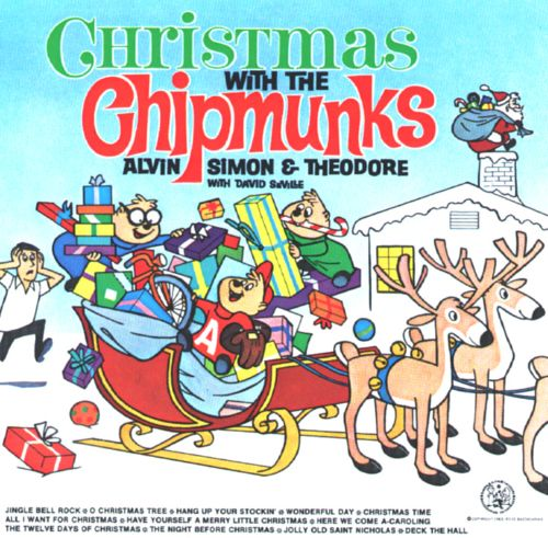 christmas with the chipmunks vol 2 the chipmunksdavid seville the - Alvin And The Chipmunks Christmas Songs