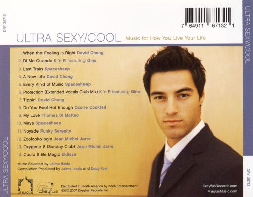 Ultra Sexy/Cool: Music for How You Live