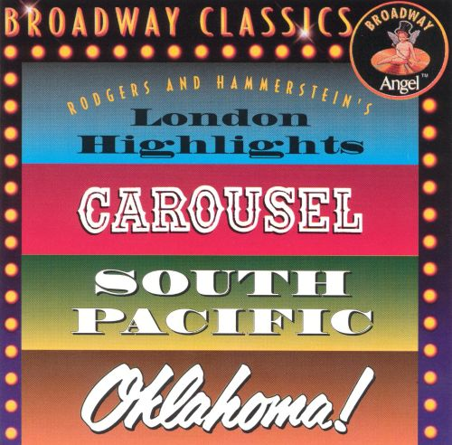 Highlights from Oklahoma, Carousel and South Pacific