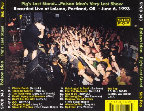 Pig's Last Stand
