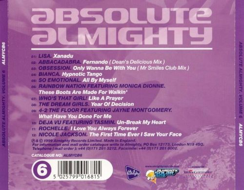 Absolute Mighty, Vol. 6
