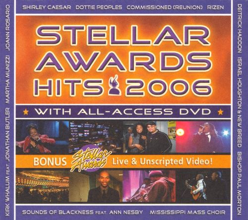 Stellar Awards 2006 [Bonus DVD]