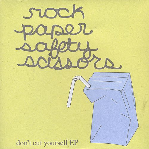Don't Cut Yourself EP