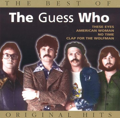 The Best of the Guess Who [Paradiso]