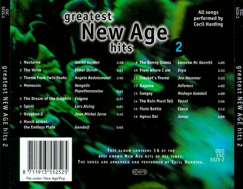 Greatest New Age Hits, Vol. 2
