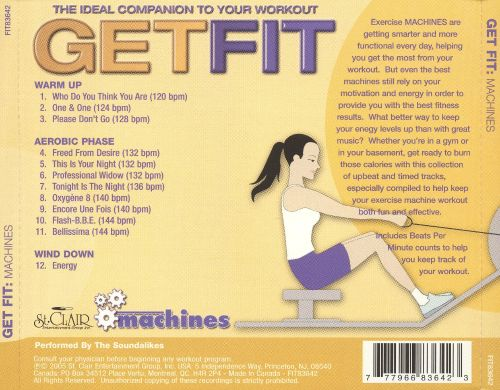 Get Fit: Machines