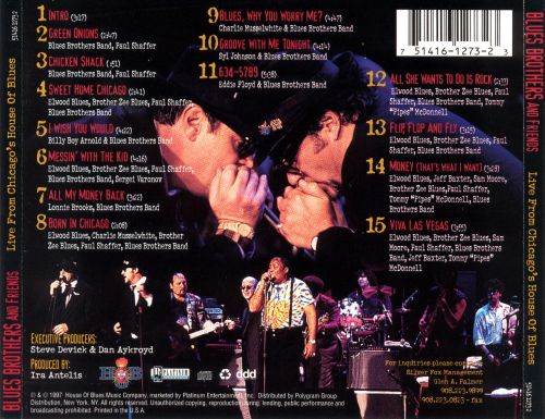 The Blues Brothers & Friends: Live from House of Blues