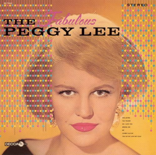 The Fabulous Peggy Lee
