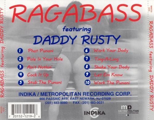 Ragabass Featuring Daddy Rusty
