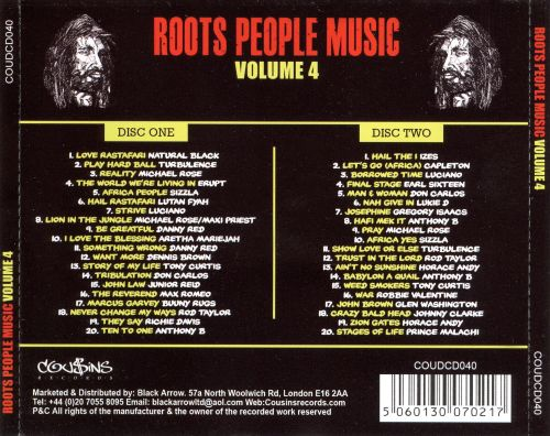 Roots People Music Vol. 4