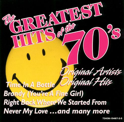 Greatest Hits of the 70's, Vol. 8