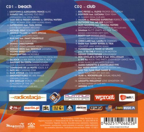 Clubnetic: Summer Party 2007