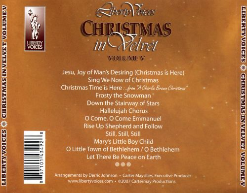 Christmas In Velvet, Vol. 5