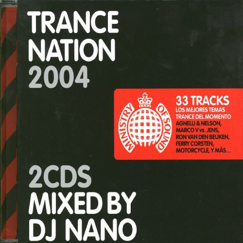 Trance Nation Mixed by DJ Nano