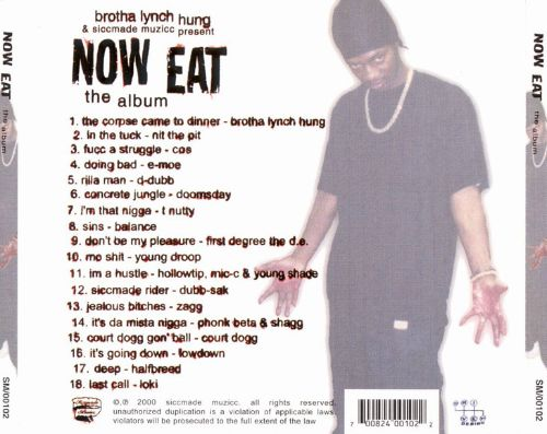 Brotha Lynch Hung: Presents Now Eat - The Album
